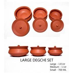 Large Degchi Set