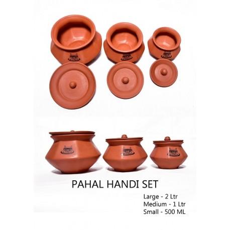 Pahal Handi Set