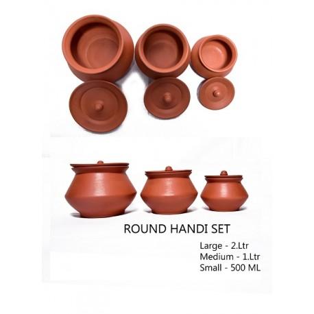 Round Handi Set
