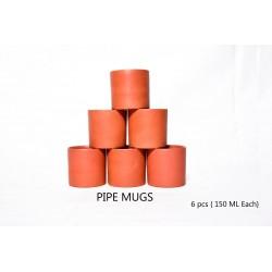 Pipe Mug 6 Pcs