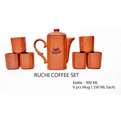 Ruchi Coffee Set